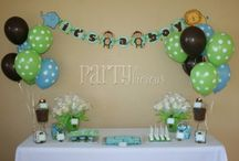 Hurry now Liam! / Baby shower