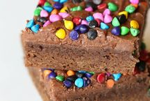Cookies and Brownies / Get all of your cookie and brownie recipes here!  Chocolate Chip, peanut butter, white chocolate, caramel and lots of other flavors!