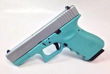 Guns / by Shelby Irwin