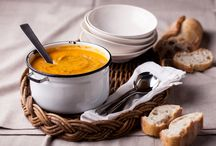 Scrumptious Soups / A selection of tasty soup recipes that taste great all year round