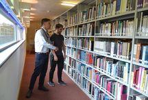 Helpful Library Staff