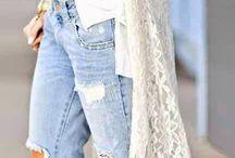 jeans with kimonos
