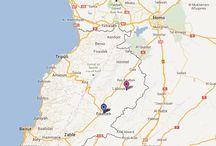 LANDSCAPES LEBANON ARABIC / PAISAJES DEL LÍBANO ÁRABE