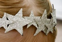 Hairstyle for Kids / Hair accessories and hairstyle for kids