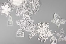 Laser cut fever / Cut cut cut everything u want that could be done by laser cut!!i love laser cut!!