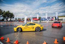 Jarama Classic Porsche / Los días 2 y 3 de junio Porsche Ibérica celebró el 70 aniversario de la marca en el circuito del Jarama.