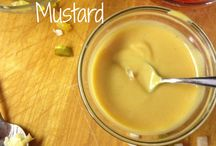 Condiments to Make at Home
