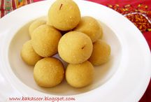 Indian Sweets / by Avanika Kiswani