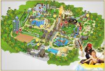 Movieland Park / Un'altra meta facilmente raggiungibile dall'Hotel Mayer & Splendid è Movieland Park, il primo parco a tema cinema, dove è possibile divertirsi sulle numerose attrazioni ed assistere a spettacoli ricchi di effetti speciali.