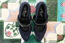 Molì_HighVamp / Le scarpe Molì di Ivana Molinari con tacco 60cm, comode e belle!