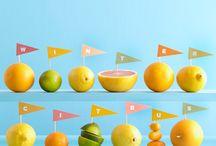 Fun Food Inspiration / by Jennifer Tyler Lee