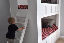 Boys Bedroom Inspiration