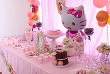 Hello Kitty Cumpleaños Exclusivos