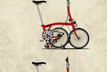 Folding bikes / Folding bikes that we stock - Brompton, Tern and Airnimal