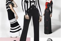 Crazy about stripes! / #stripes #women #fashion