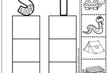 Letter sound worksheet