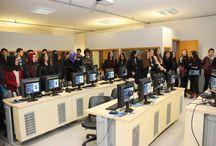 """Üniversite Tanıtımı """"Etimesgut Mehmetçik Anadolu Lisesi"""" / Etimesgut Mehmetçik Anadolu Lisesi öğrencilerini üniversitemizde ağırladık."""