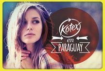 Kotex en Paraguay