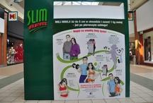 Slim Express Point, Centrum Handlowe M1, Marki / Pierwszy Slim Express Point w Polsce!