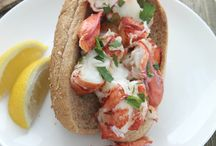 Seafood Eats / Recipe that include fish or shellfish