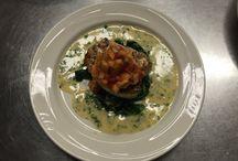 Brierwood Wine Pairing Dinners / Food courses