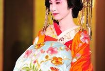 Oiran,Tayuu »»Amazing Kimono & Hairstyles