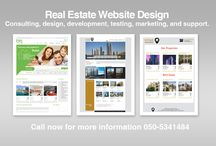Real Estate Web Design Dubai