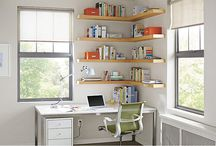 home :: office / by Lynsey Struthers