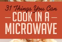 microwave recipes / by Marie Sharkey