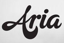 <3 Lettering & font types