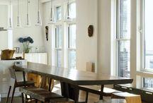 Dining Room / by Caroline Graham
