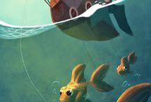 barcos cartoon