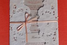 Casamento / Ah! Casamento e seus detalhes são dignos de toda atenção em sua delicadeza!!