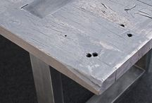 Tables et bancs uniques / Tables et bancs uniques