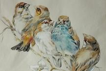 Art-Inspiration / by Bonnie Whitner