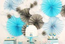 Birthday - boy / Baby boy 1st birthday party idea