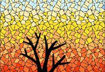 Mosaicing / Arts and crafts