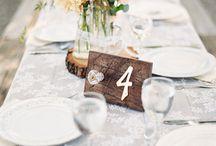 Table Number Wedding Decoration / Inspiring table number wedding decorations that you can use