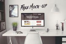 Mock Ups / Mocks up for design