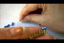 kreativ gyöngyok / gyöngyök és alkotások