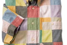 Patchwork, patches and colour blocking