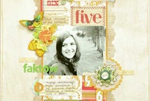 Scrapbooking / by Helle Petersen