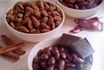 Flavored almonds / by Sheri Johnson Dimas