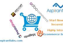 Ecommerce Solutions / Ecommerce solutions using magento, prestashop, odoo and zencart