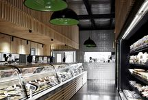 Butcher Store front designs / butcher store design