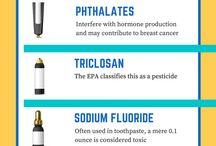 HARMFUL CHEMICALS.....