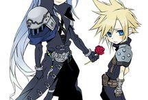 ~Sephiroth & Cloud~