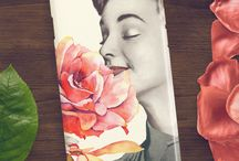 Lacellki | Flowers / Lacellki | Flowers Mobile Cases From Amazing Desingers.