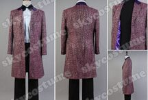 Doctor Who Cosplay Costumes / All related costumes from Doctor Who
