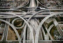 Roads, bridges, dams, railroads / Civil Engineering / by Mike Catalonian